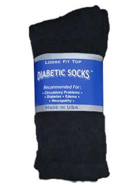 Creswell Socks Mills Diabetic Socks