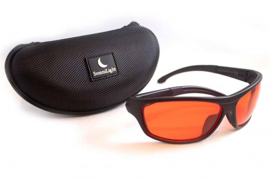 Somnilight Migraine Glasses