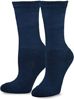 Teehee Bamboo Viscose Diabetic Socks