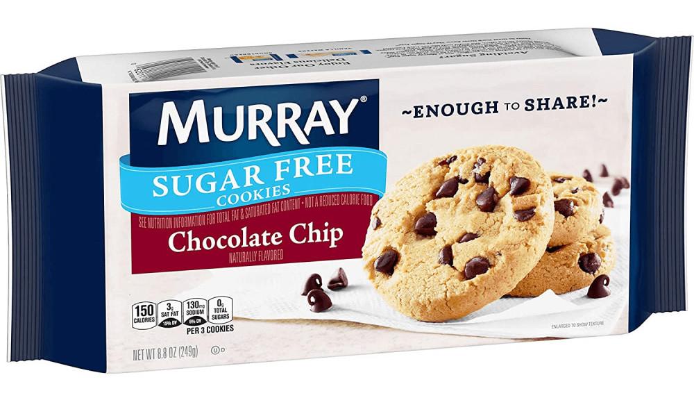 Murray Sugar-free Cookies Chocolate