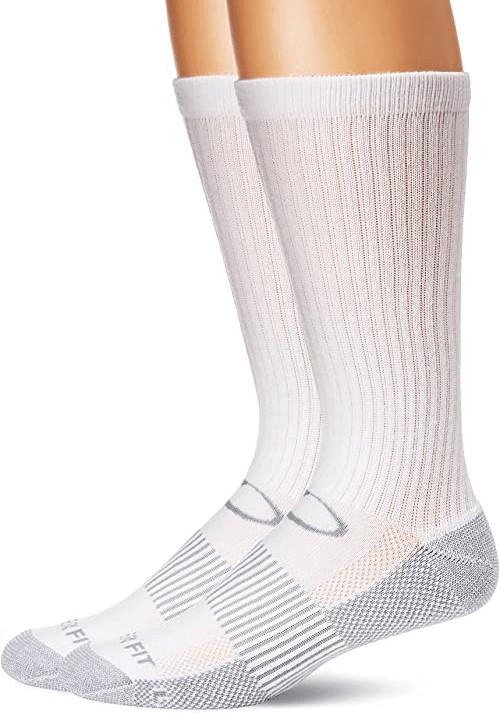 Copper Fit Crew Socks