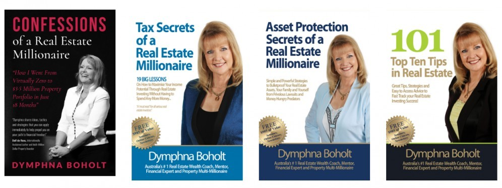 Dymphna Boholt's Books