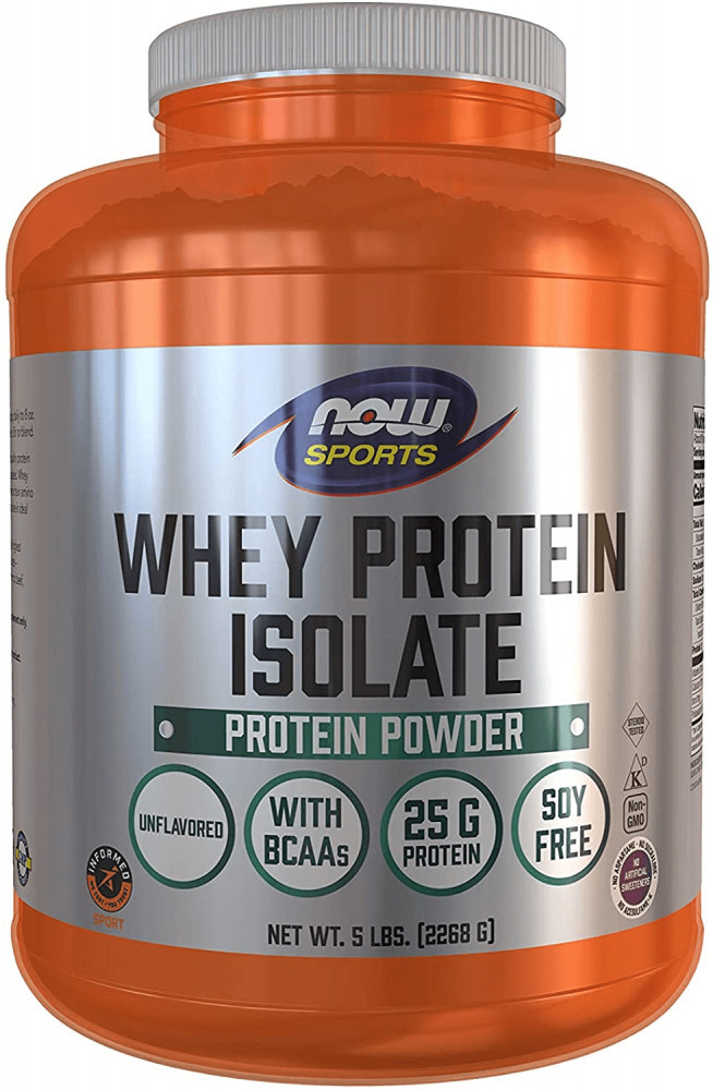 Now Sports Nutrition, Whey Protein Isolate Review