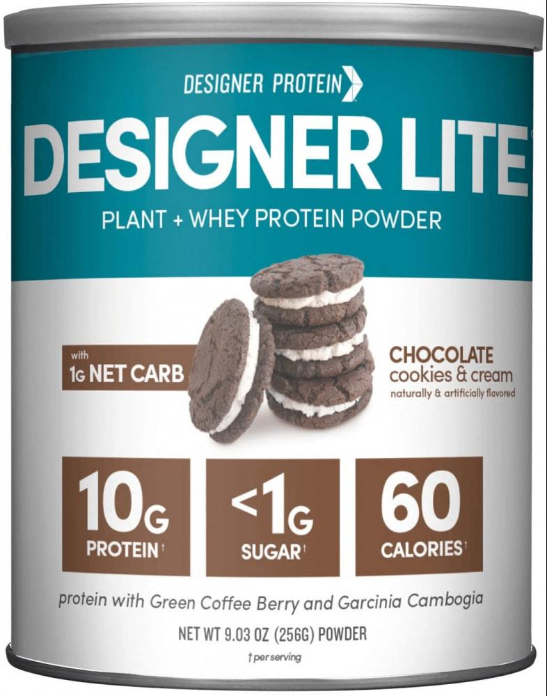 Designer Protein LITE
