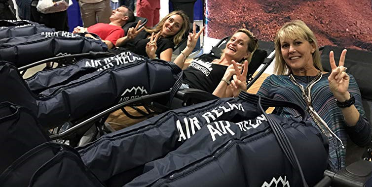 Air Relax group sessions