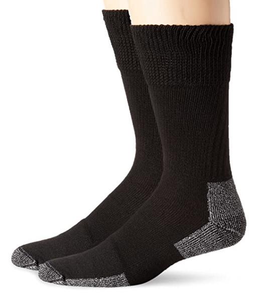 Dr. Scholl's Men's Premium Diabetic Socks