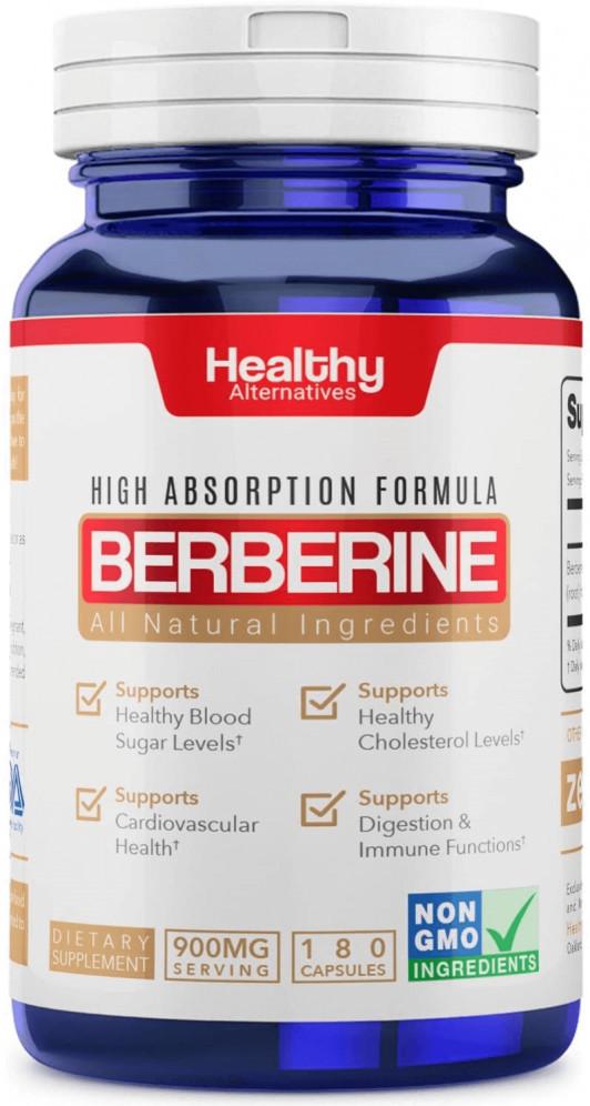 Berberine by Healthy Alternative