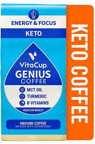 VitaCup Genius Coffee Review