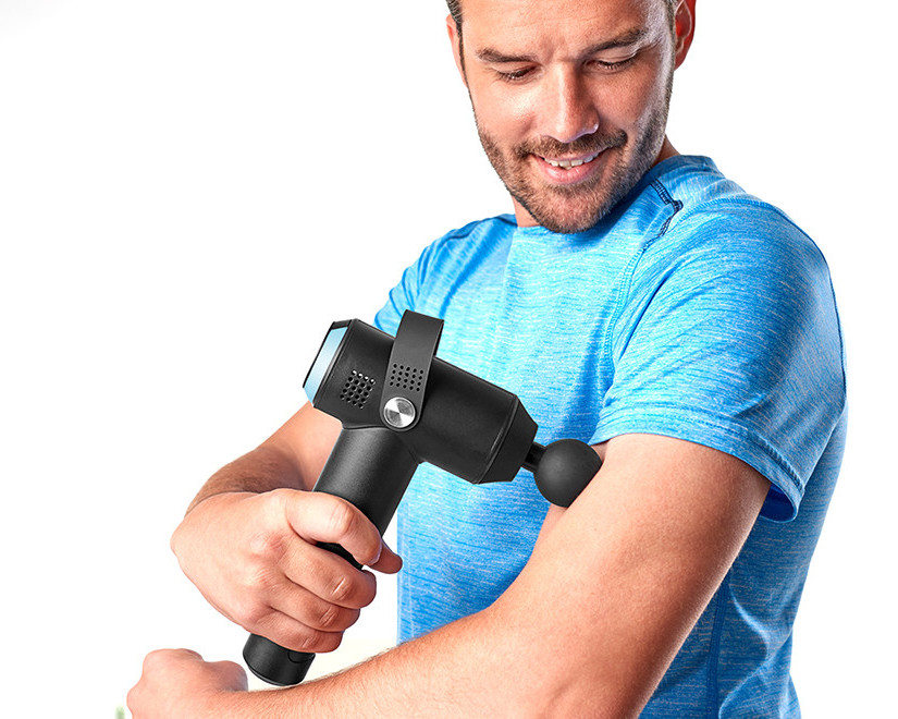 Cordless Deep Tissue Massage Gun