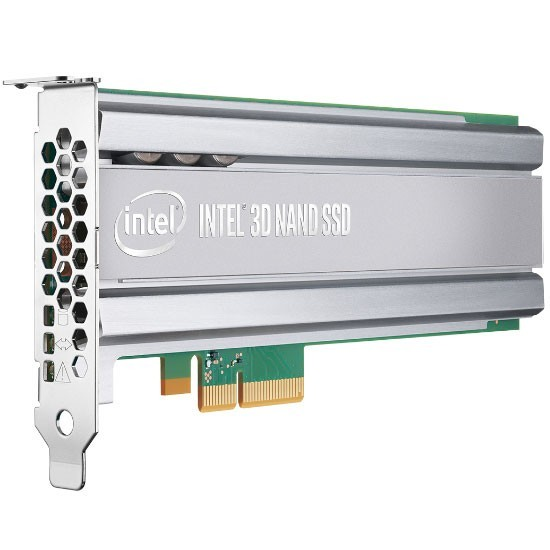 Picture of Intel SSD DC P46001/2Height 3.1 x4 PCIe TLC 4TB