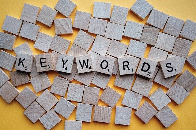 How To Get On The First Page Of Google Search - Keywords