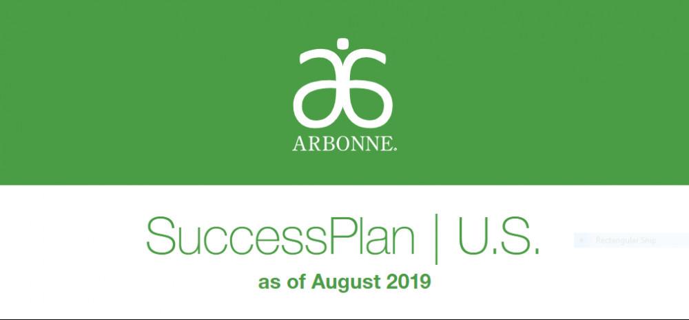 Arbonne Success Plan