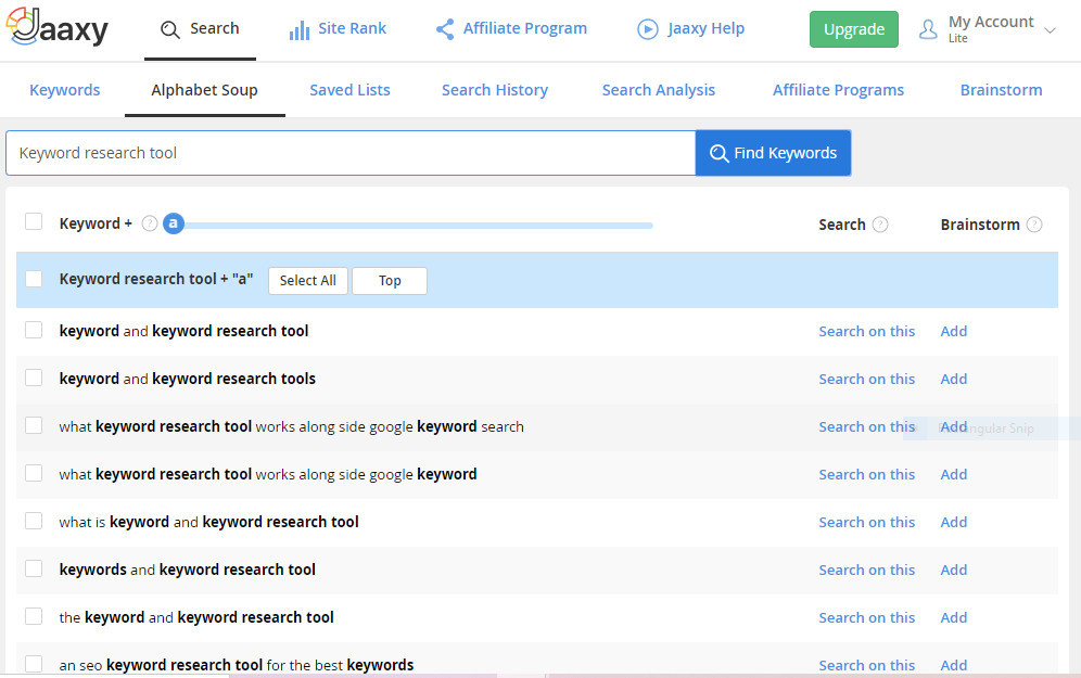 What Is The Best Keyword Research Tool For Free?