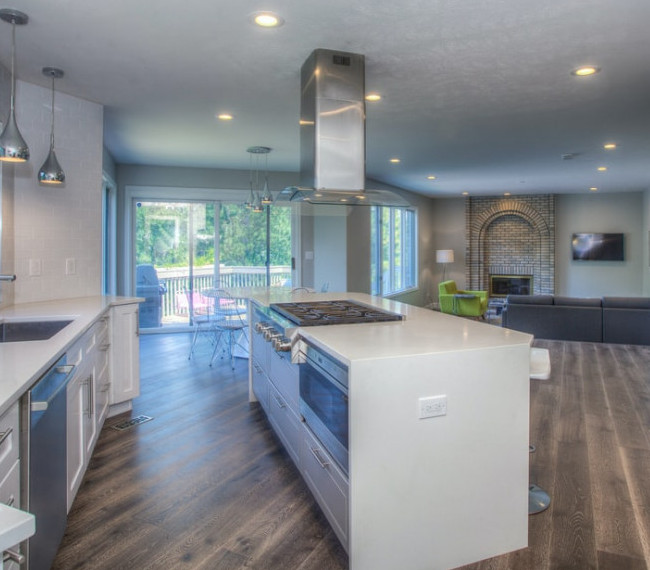Deep Cleaning a Kitchen - Spring Cleaning
