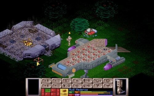 X-Com UFO Defense Battlescape