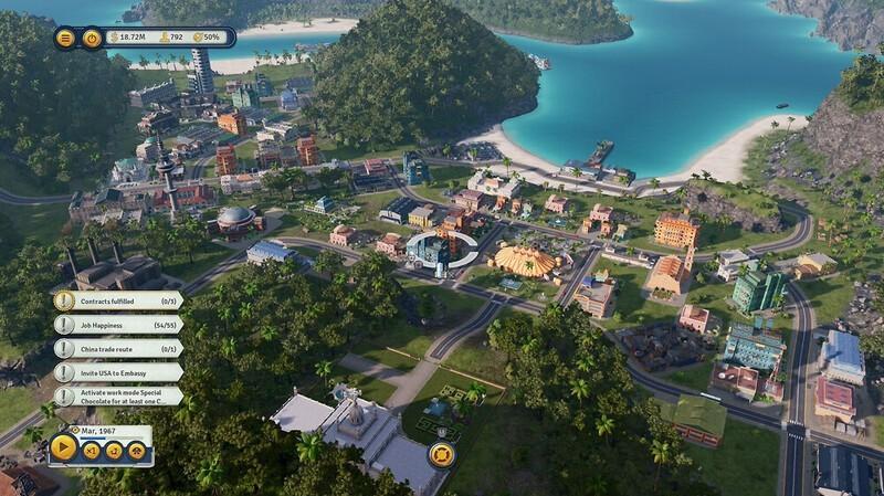 Tropica 6 Island
