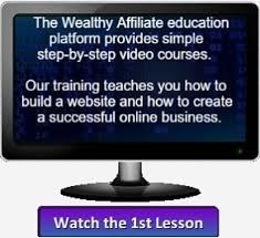 Wealthy Affiliate video walk-throughs