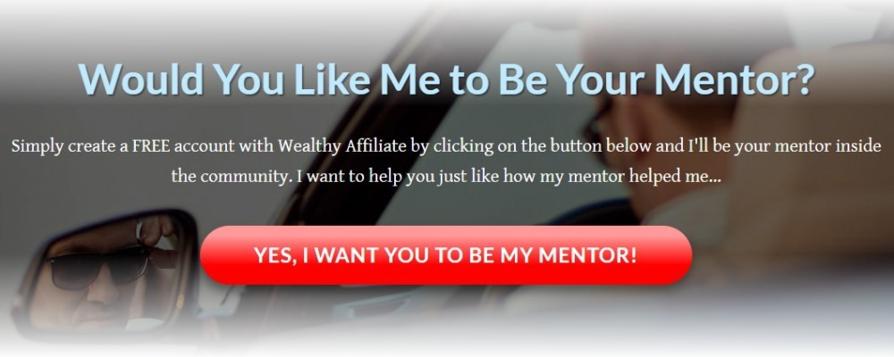 Wealthy Affiliate Mentor
