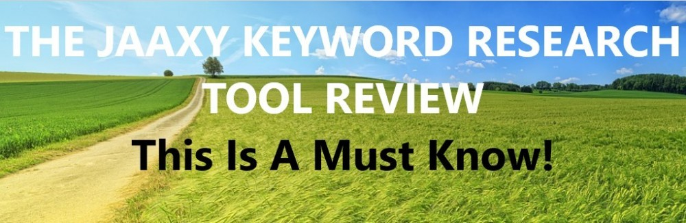 Jaaxy keyword review
