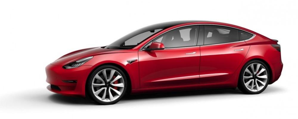 Tesla 2019