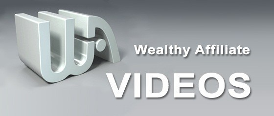 Wealthy Affiliate Videos