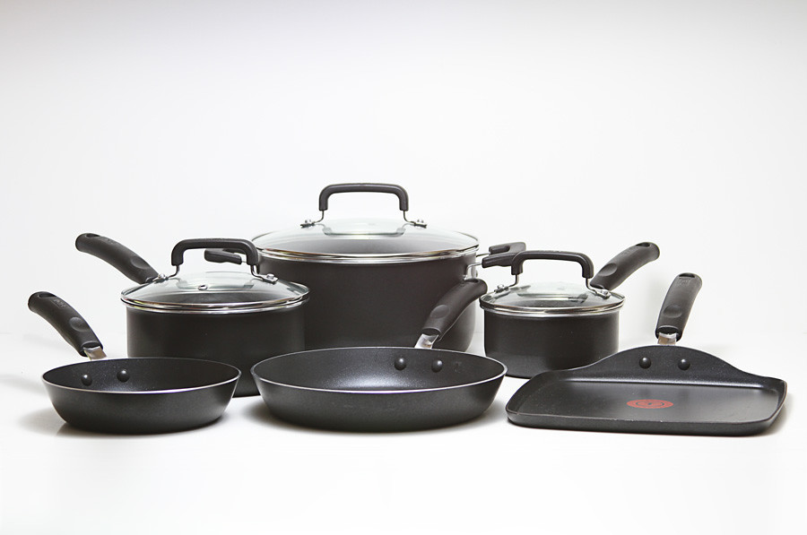 Wealthy Affiliate T-FAL Cookware
