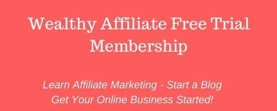 Wealthy Affiliate Free TrIal Offer