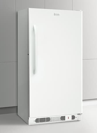 Upright Refrigerator.