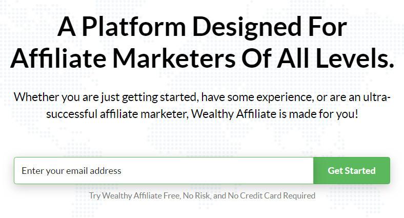 Wealthy Affiliate Platform For All Level