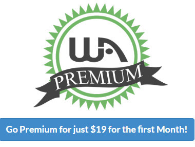Wealthy Affiliate Premium Member