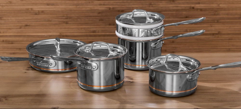 Wealthy Affiliate All-Clad Kitchenware