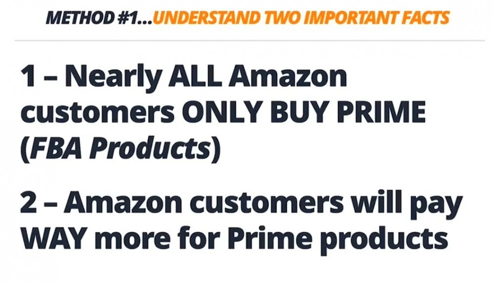 two important facts about Amazon