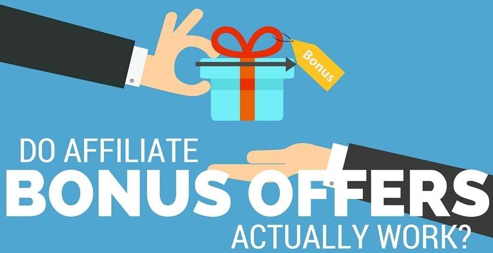 affiliate bonus offer