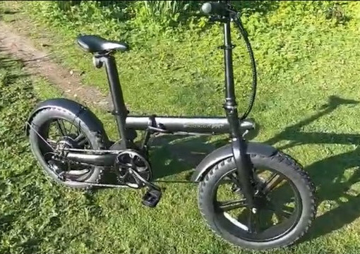 Sidekick Fat Folding E-Bike
