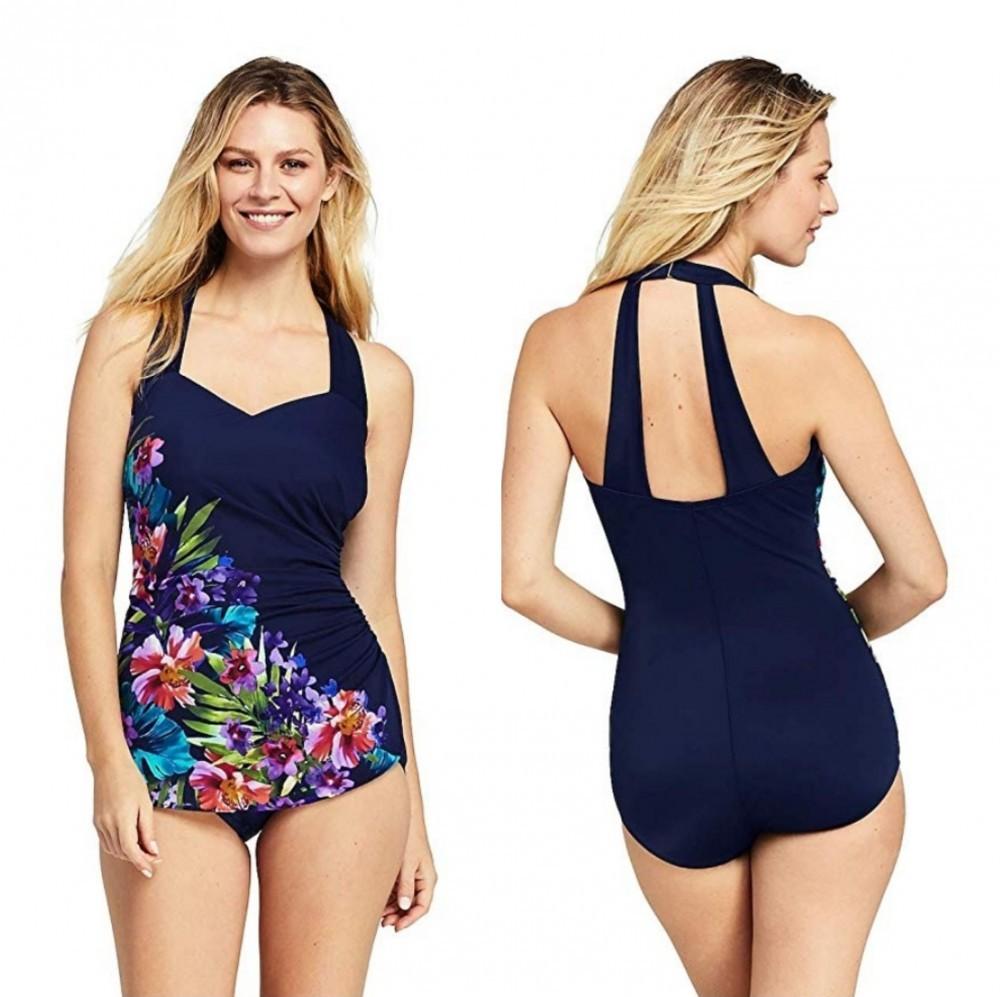 Lands End Swimwear/ Swimsuit