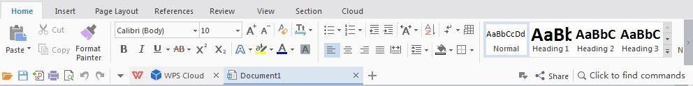 Mad Word Toolbar