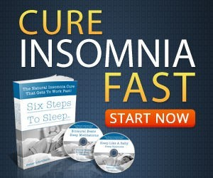 Link to Six Steps To Sleep Website