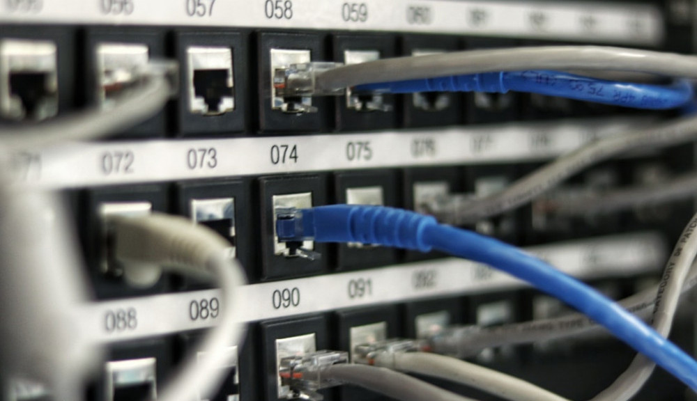 Computer network cabling