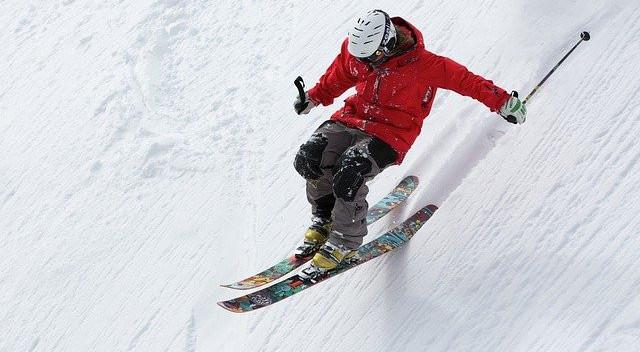 Extreme ski