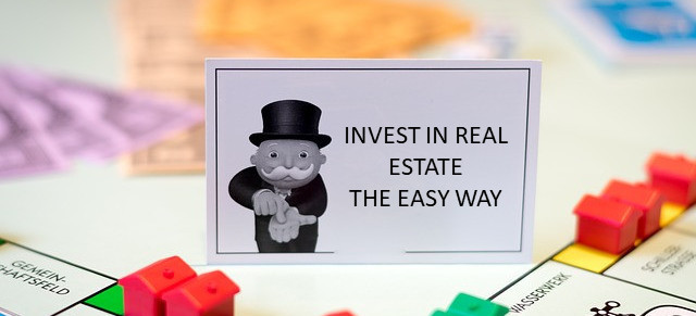 What;s the easiest way to invest in real estate