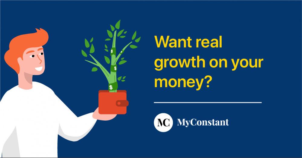 MyConstant company logo