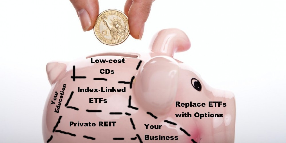 What to invest small amount money in