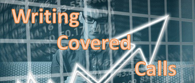 Selling covered calls explained