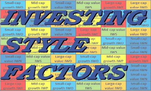 Investing style factors