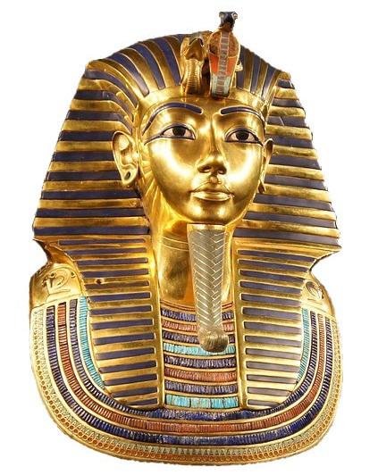 Tutankhamun death mark