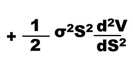 Black Scholes equation second part