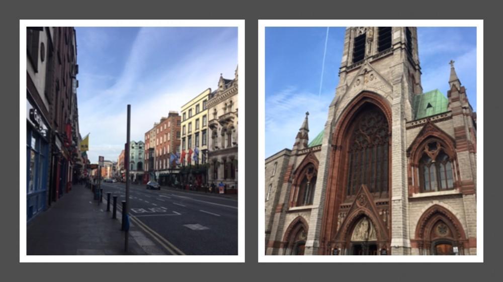 Dublin weekend getaway