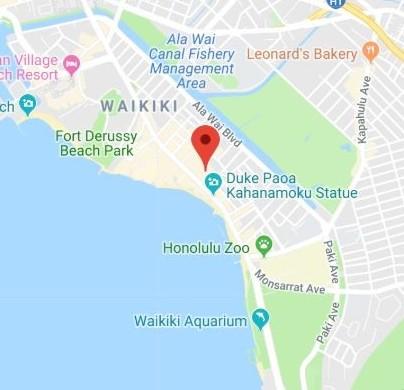 Sheraton Waikiki Hotel Review