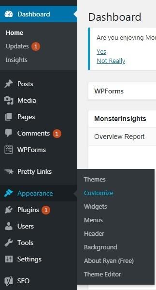 How to Add Logo to WordPress Site