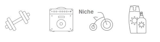 Sample niche